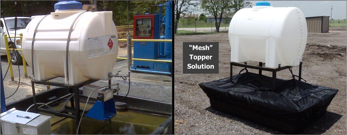 3B Mesh Topper Solution