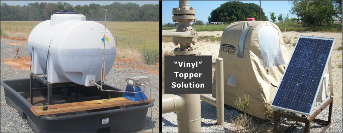 2B Vinyl Topper Solution